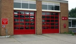 Commercial Outside Fire Station Halstead 2
