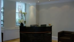 Commercial Reception Area Brookstreet London 3