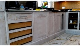 Hand Painted Kitchen Brentwood B