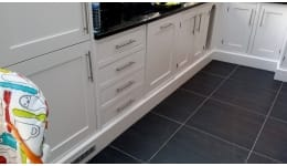 Hand Painted Kitchen Brentwood C