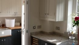 Hand Painted Kitchen Hockley 1