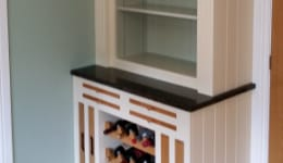 Hand Painted Kitchen Hutton Mount A
