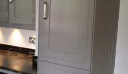 Hand Painted Kitchen Ongar E