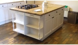 Hand Painted Kitchen Orsette B