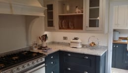 Hand Painted Kitchen Rayleigh A